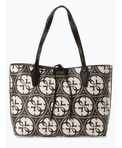 Damska dwustronna torba shopper z torebką