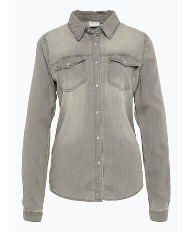 Damska koszula jeansowa – Vibista