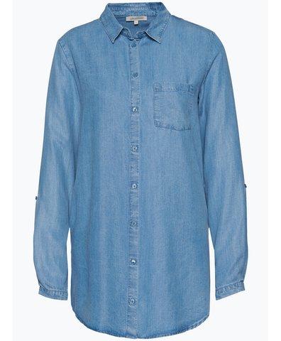 Damska koszula jeansowa