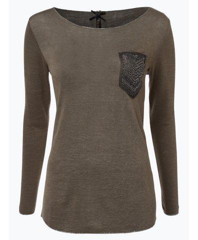 Damska koszulka z długim rękawem – Emilia