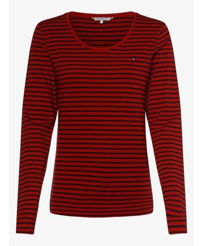 Damska koszulka z długim rękawem – Karola Scoop