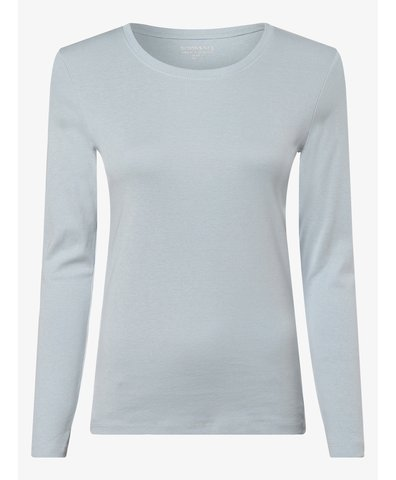 Damska koszulka z długim rękawem