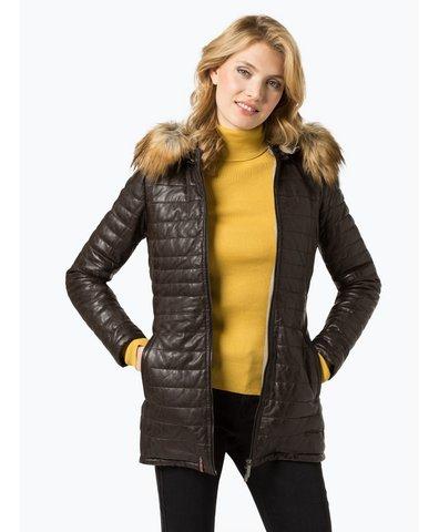 Damska kurtka funkcyjna ze skóry – Piper