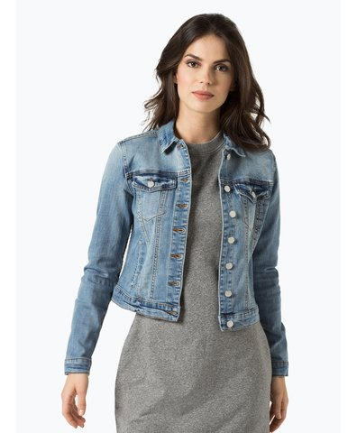 Damska kurtka jeansowa – Show