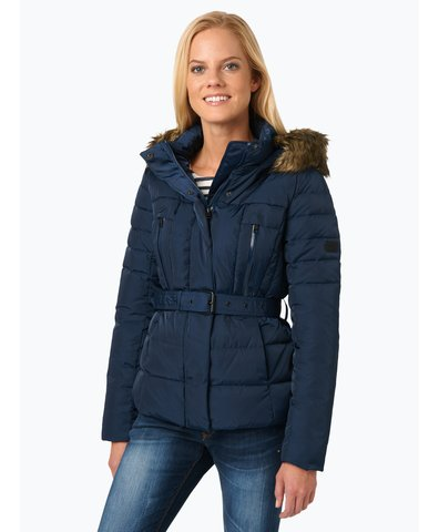 Damska kurtka pikowana z domieszką puchu – Vivien