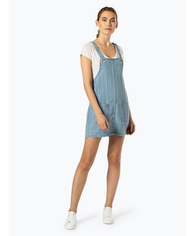 Damska sukienka jeansowa