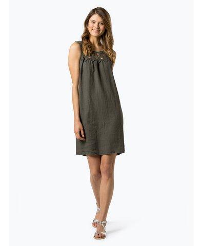 Damska sukienka lniana