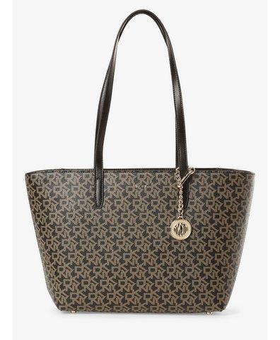 Damska torba shopper z dodatkiem skóry – Bryant