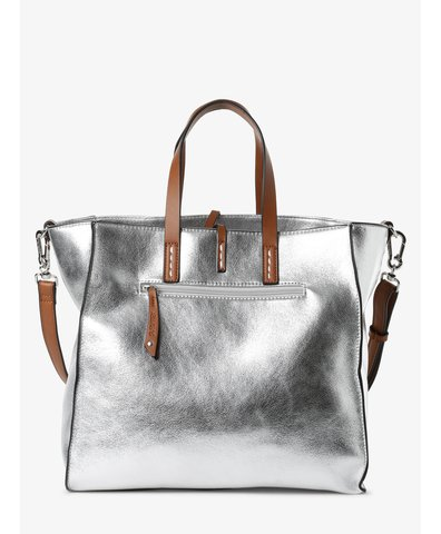Damska torba shopper z torebką wewnętrzną