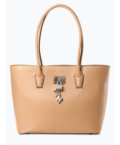 Damska torba shopper ze skóry – Elissa