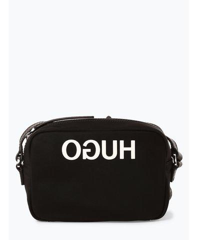 Damska torebka na ramię z dodatkiem skóry – Record Crossbody Z