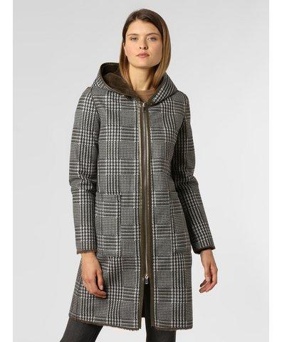 Damski płaszcz dwustronny