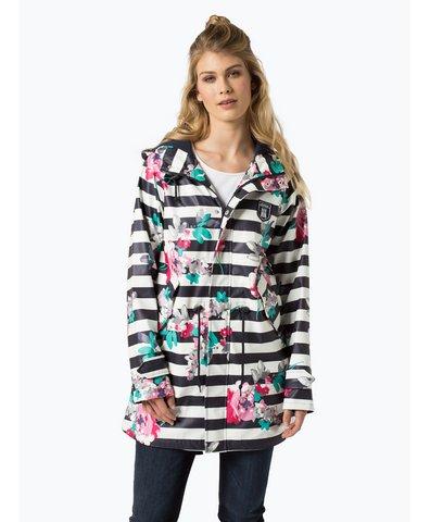 Damski płaszcz funkcyjny – Travel Friese Flower