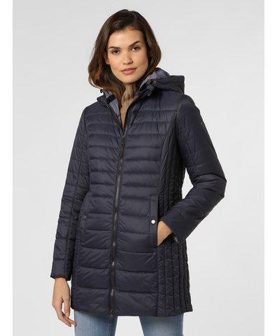 Damski płaszcz pikowany