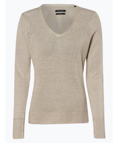Damski sweter lniany