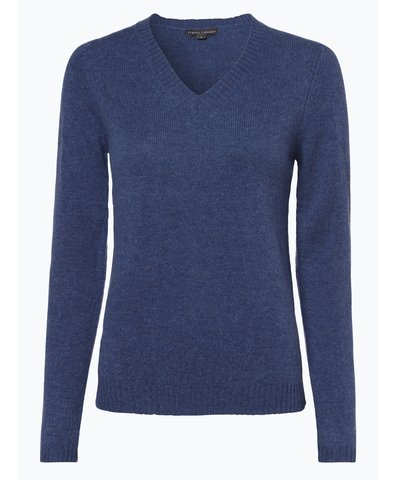 Damski sweter z wełny merino