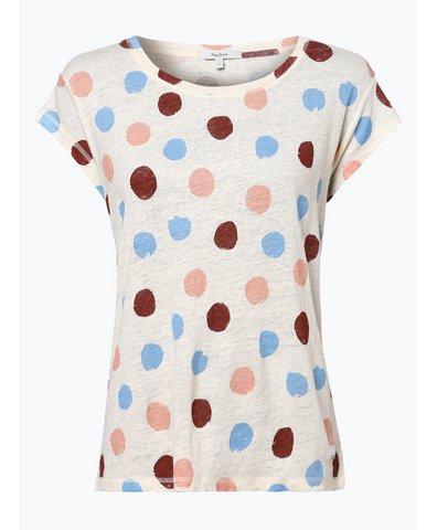 Damski T-shirt z lnu – Cleo