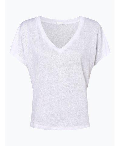 Damski T-shirt z lnu – Svana