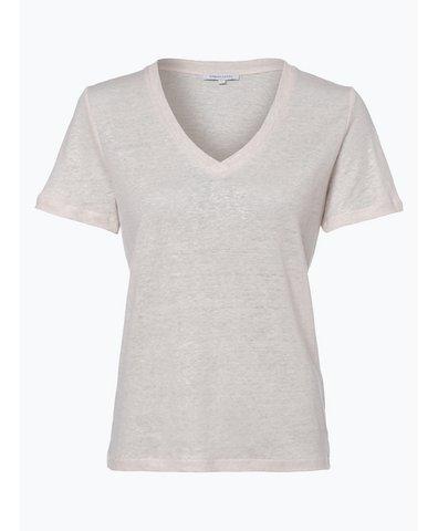 Damski T-shirt z lnu