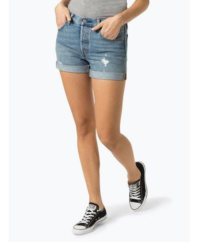 Damskie krótkie spodenki jeansowe – 501