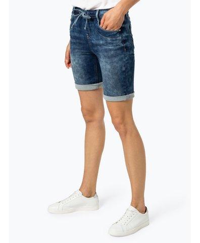 Damskie krótkie spodenki jeansowe – Bonny