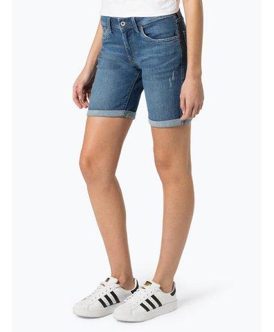 Damskie krótkie spodenki jeansowe – Poppy