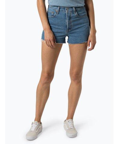 Damskie krótkie spodenki jeansowe – Ribcage