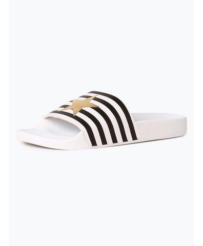 Damskie pantofle kąpielowe