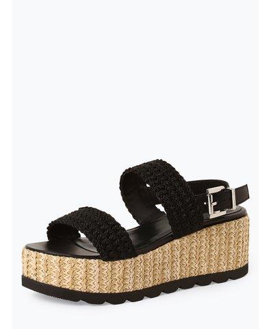 Damskie sandały na obcasie