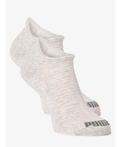 Damskie skarpety do obuwia sportowego pakowane po 2 szt.