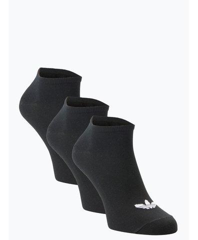 Damskie skarpety do obuwia sportowego pakowane po 3 szt.