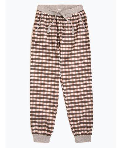 Damskie spodnie od piżamy