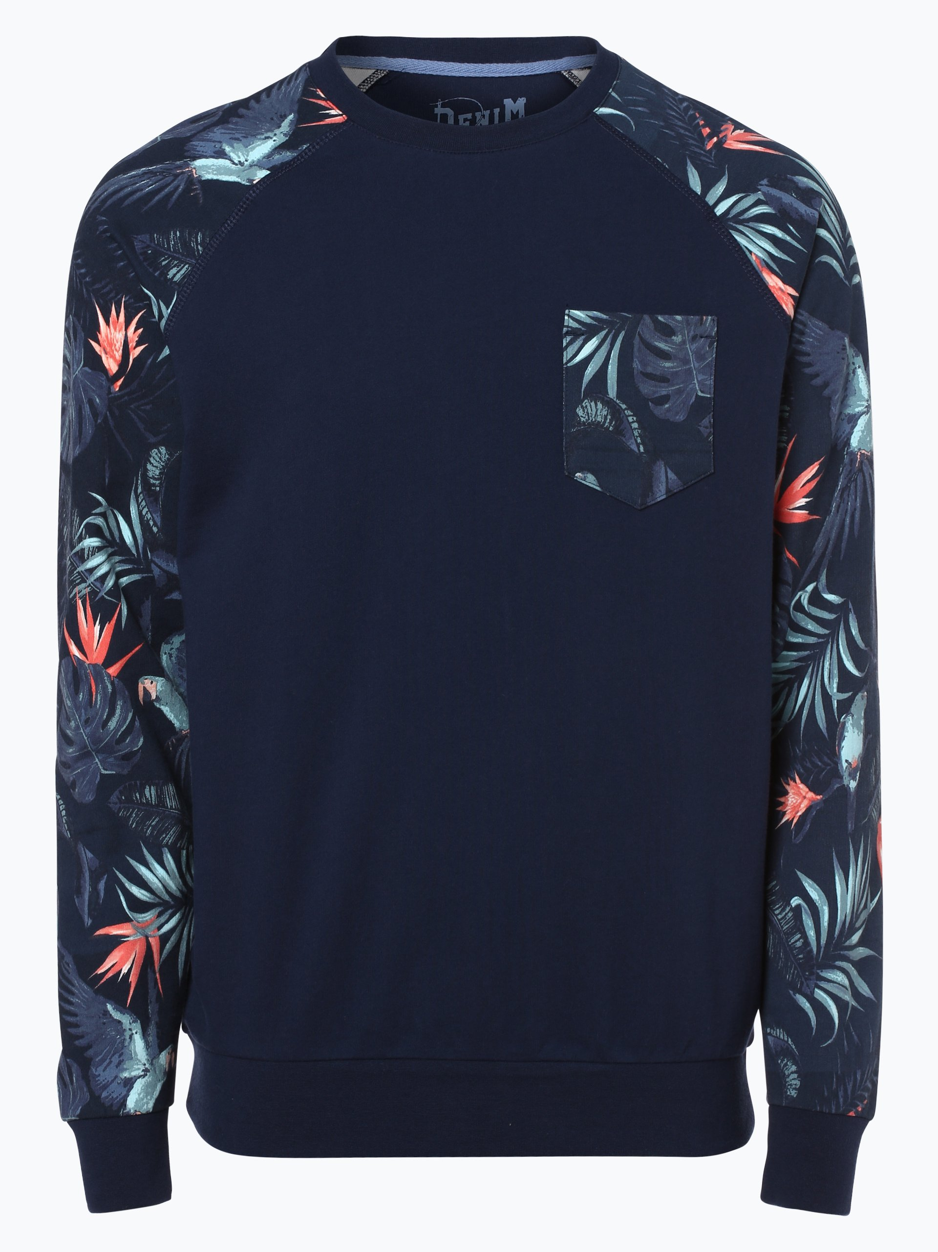 DENIM by Nils Sundström Herren Sweatshirt