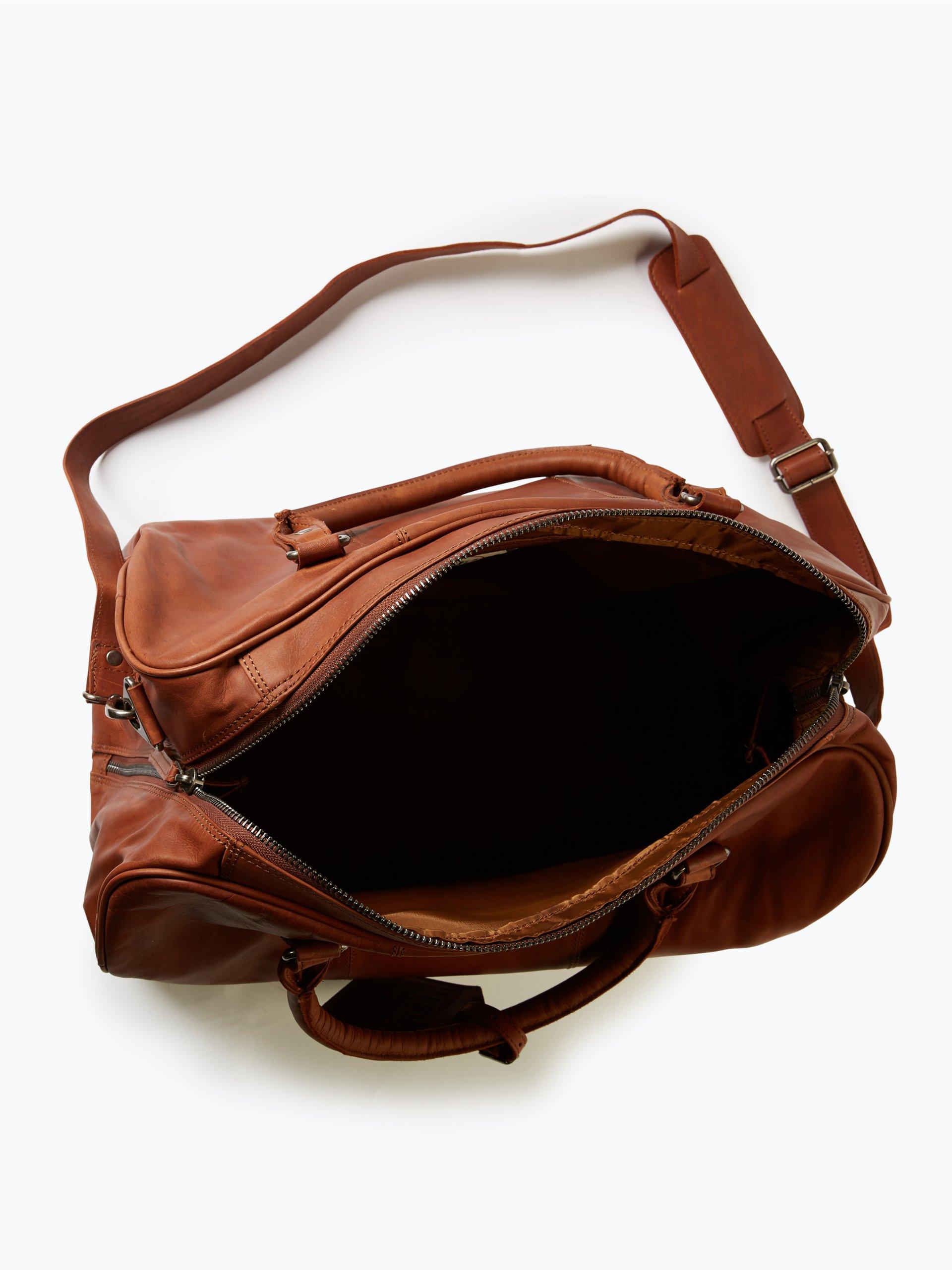 DENIM by Nils Sundström Herren Tasche aus Leder