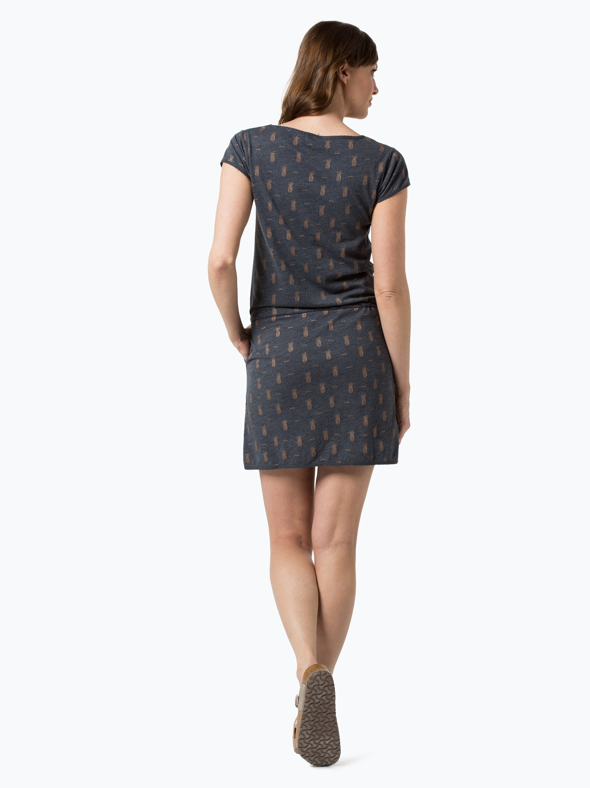 Derbe Damen Kleid - Pineapple