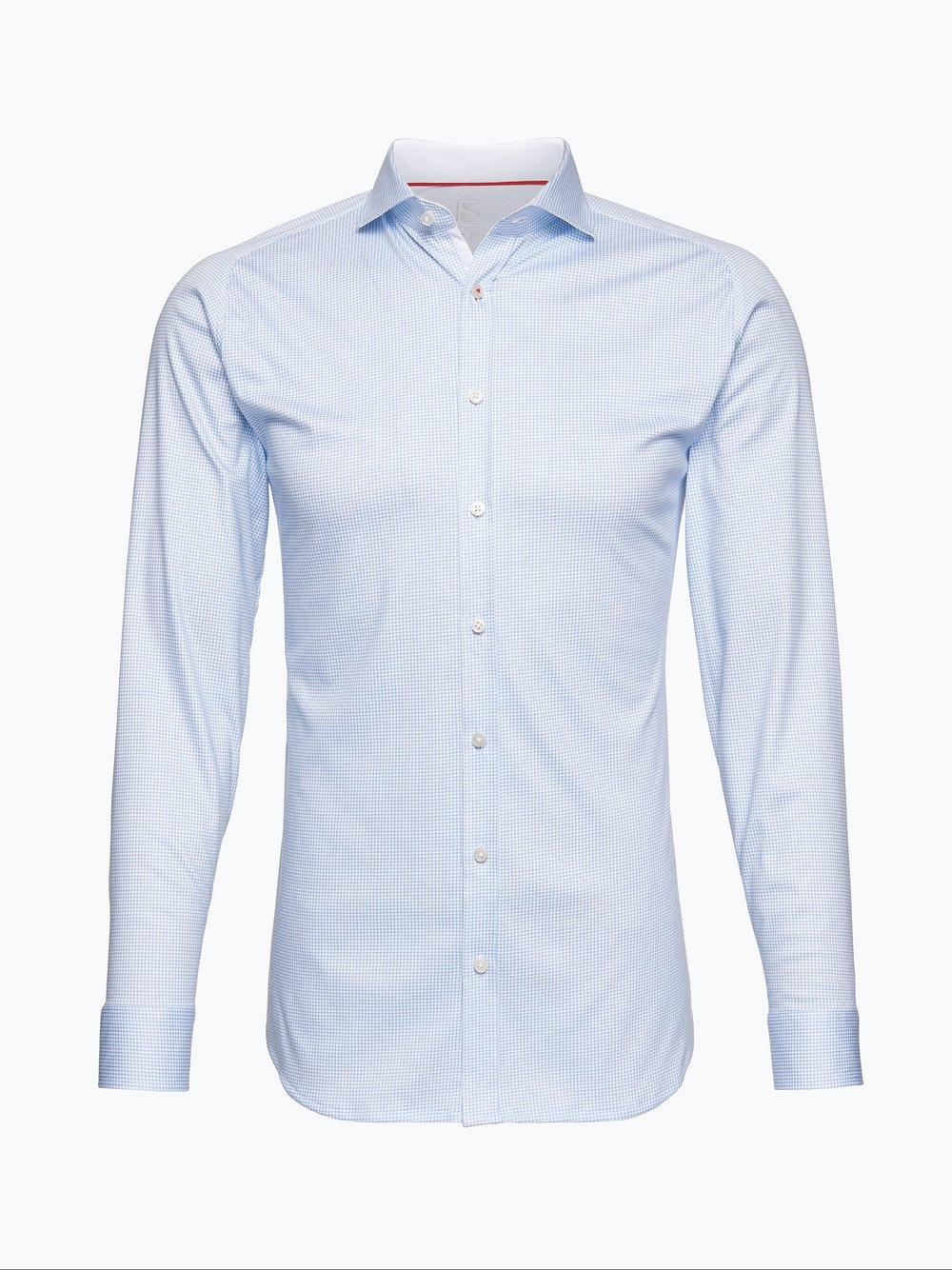a7cdf19edc8d85 Desoto Koszula męska niewymagająca prasowania kup online | VANGRAAF.COM