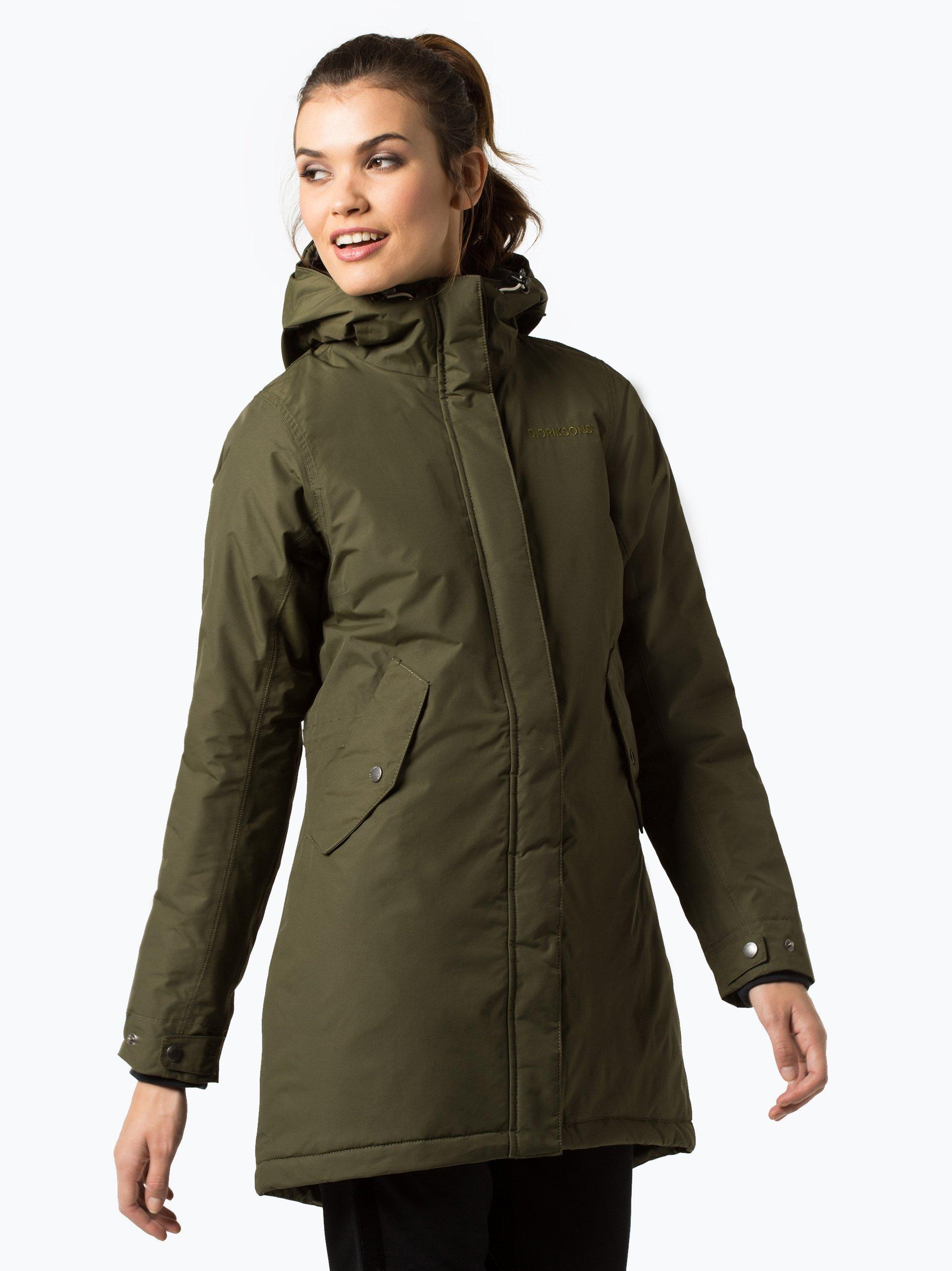 Didriksons Damski płaszcz funkcyjny – Catja