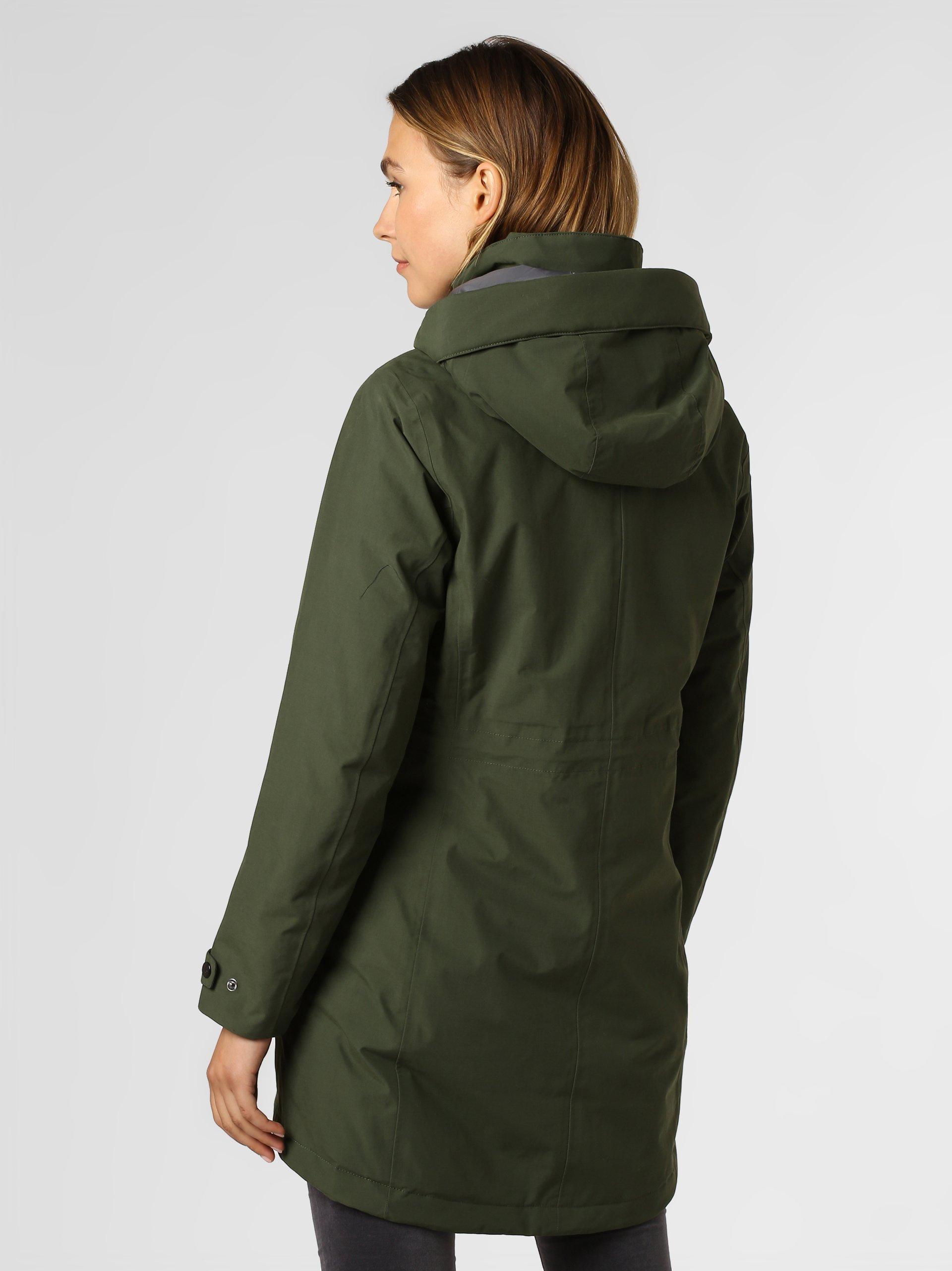 Didriksons Damski płaszcz funkcyjny – Sara