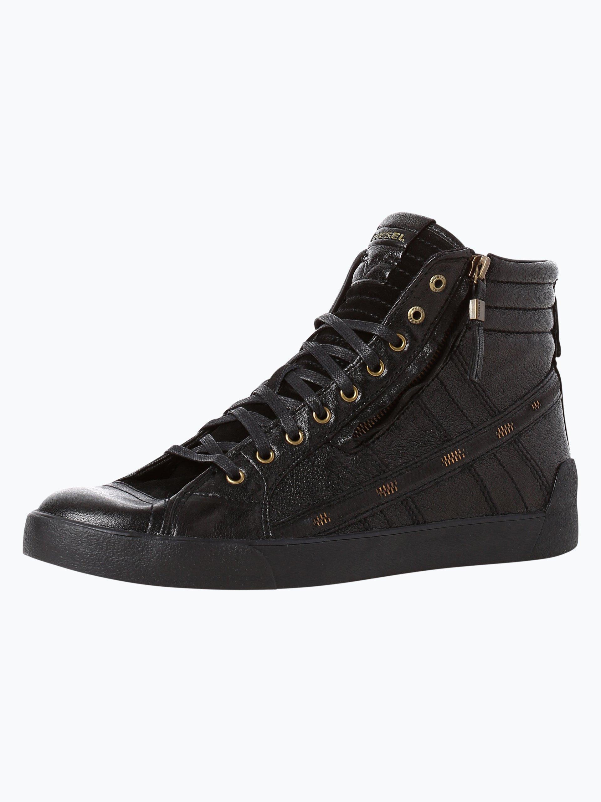 Diesel Herren Sneaker aus Leder