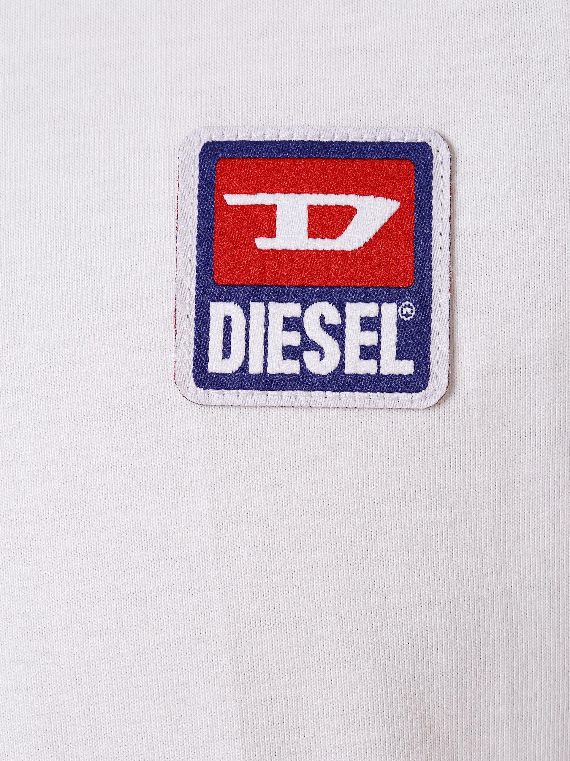 Diesel Męska koszulka z długim rękawem