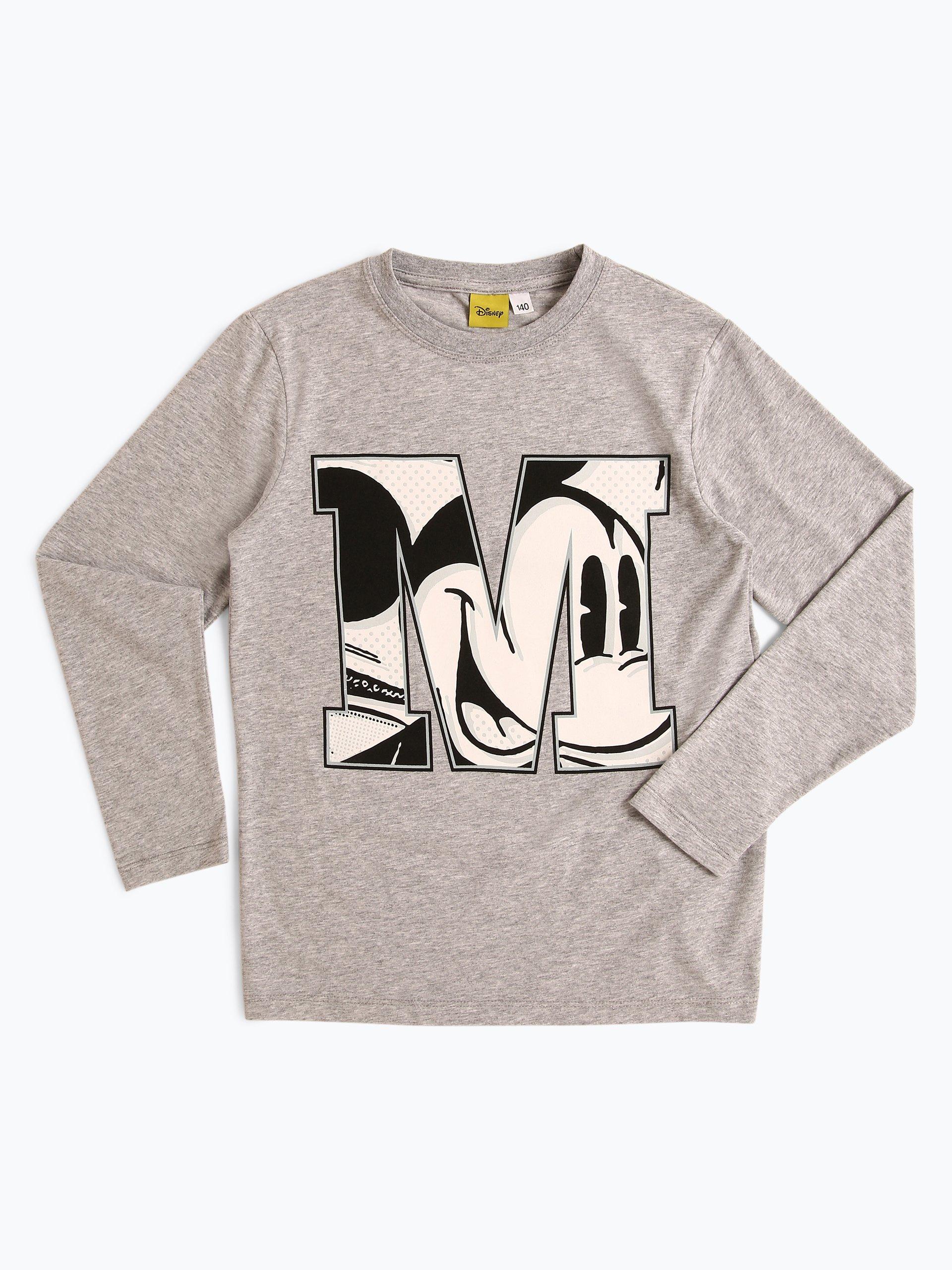 Disney Jungen Langarmshirt - Disney
