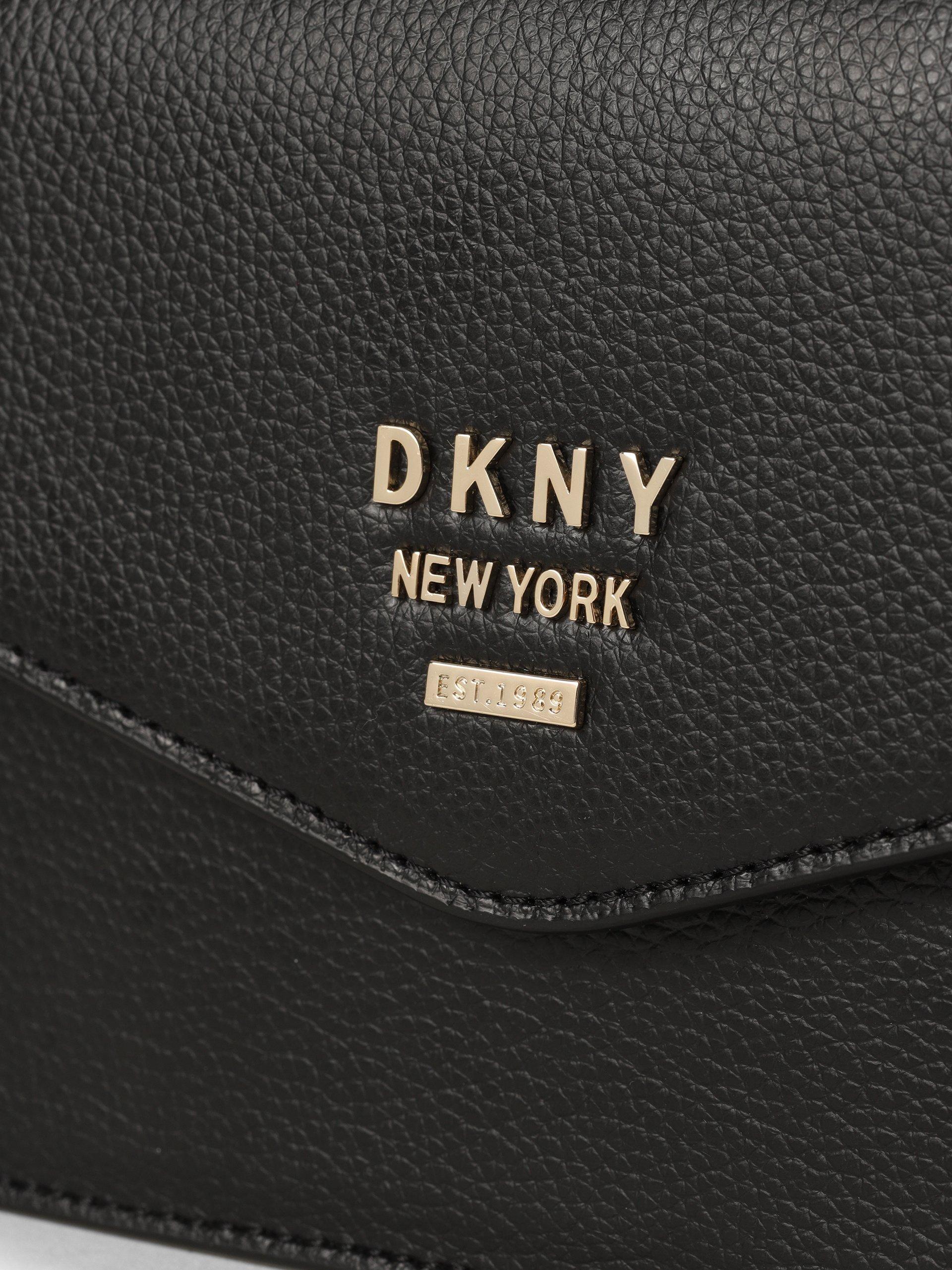 DKNY Damen Handtasche aus Leder