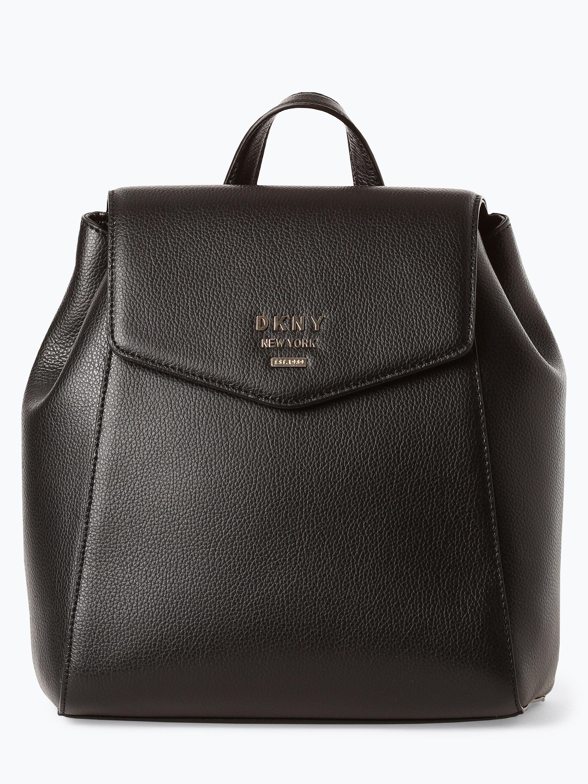 DKNY Damen Rucksack aus Leder