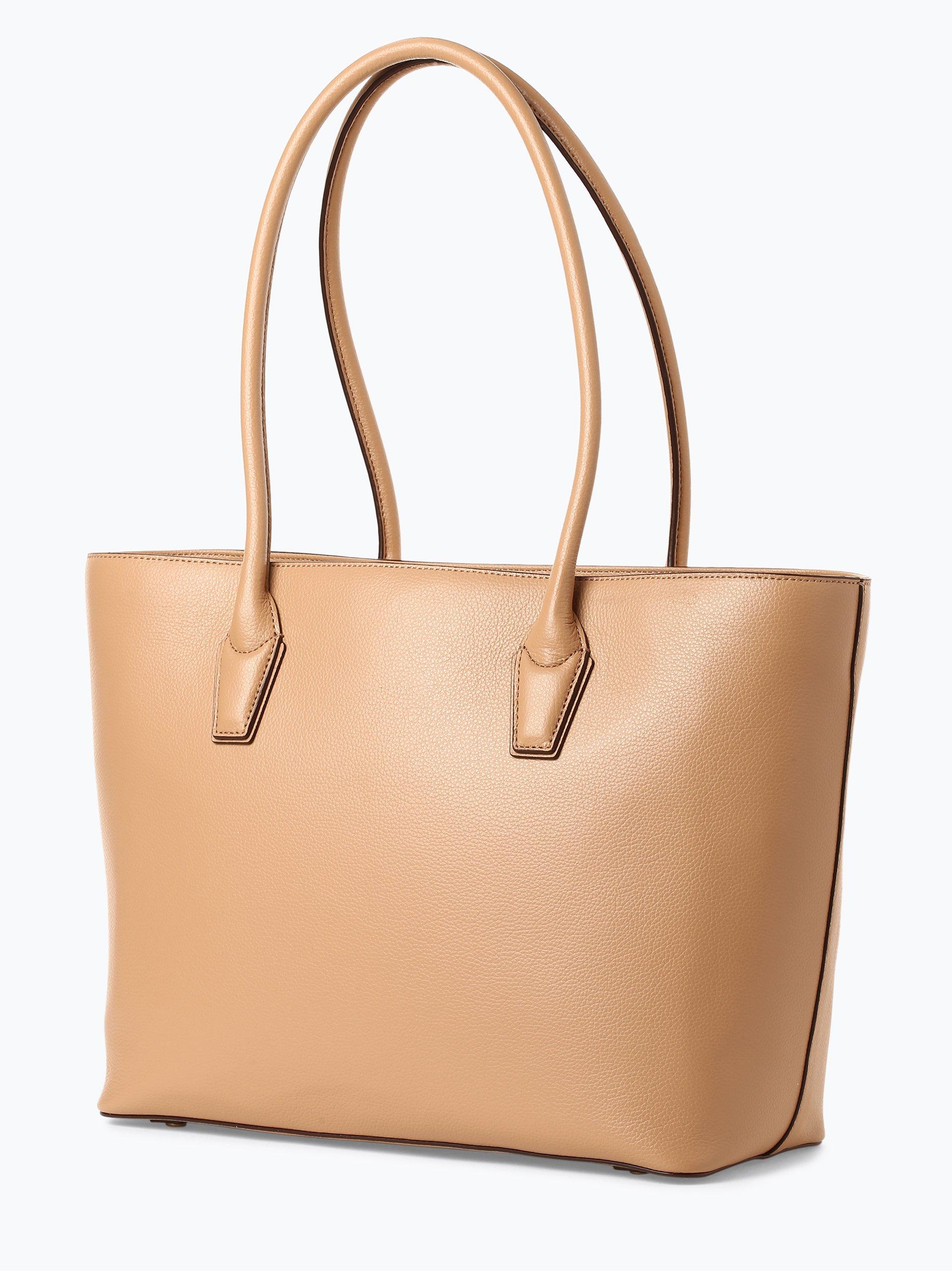 DKNY Damen Shopper aus Leder - Elissa