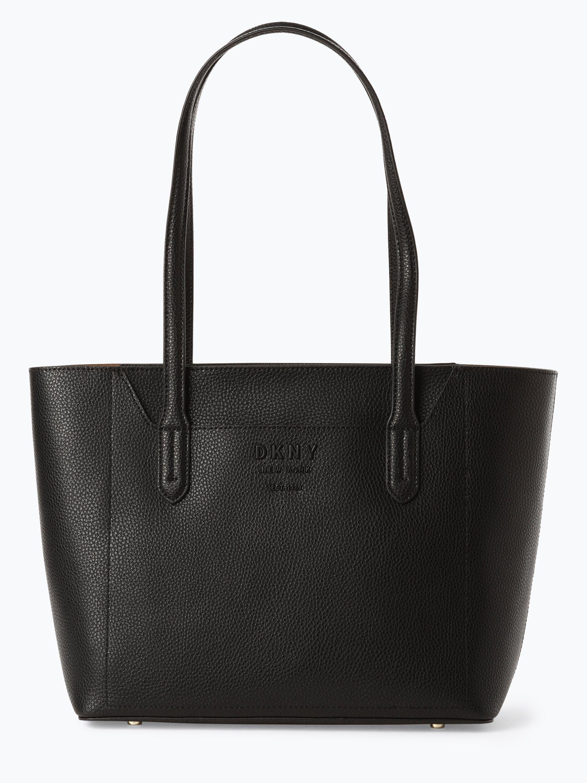 DKNY Damen Shopper aus Leder