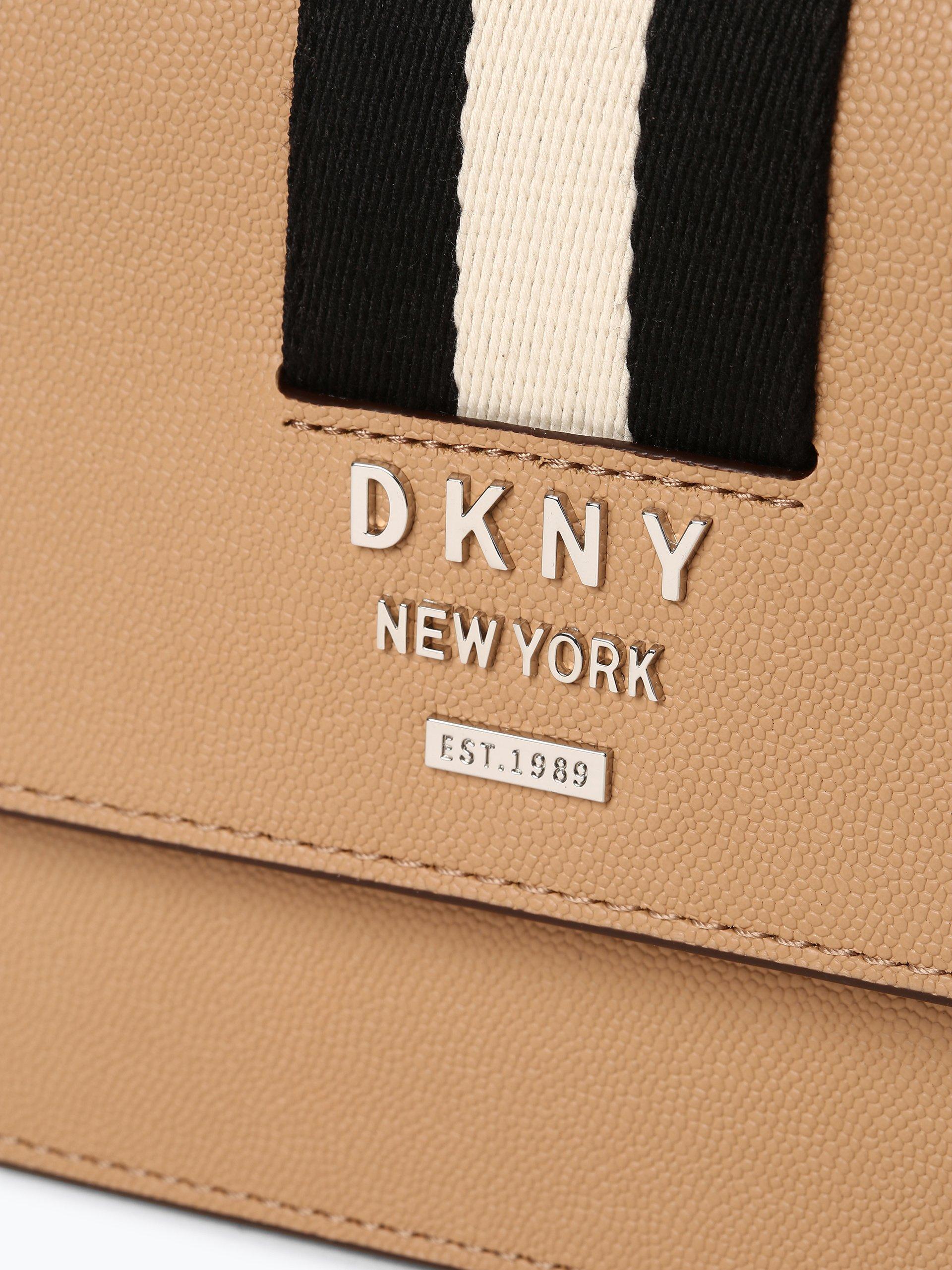 DKNY Damen Umhängetasche aus Leder