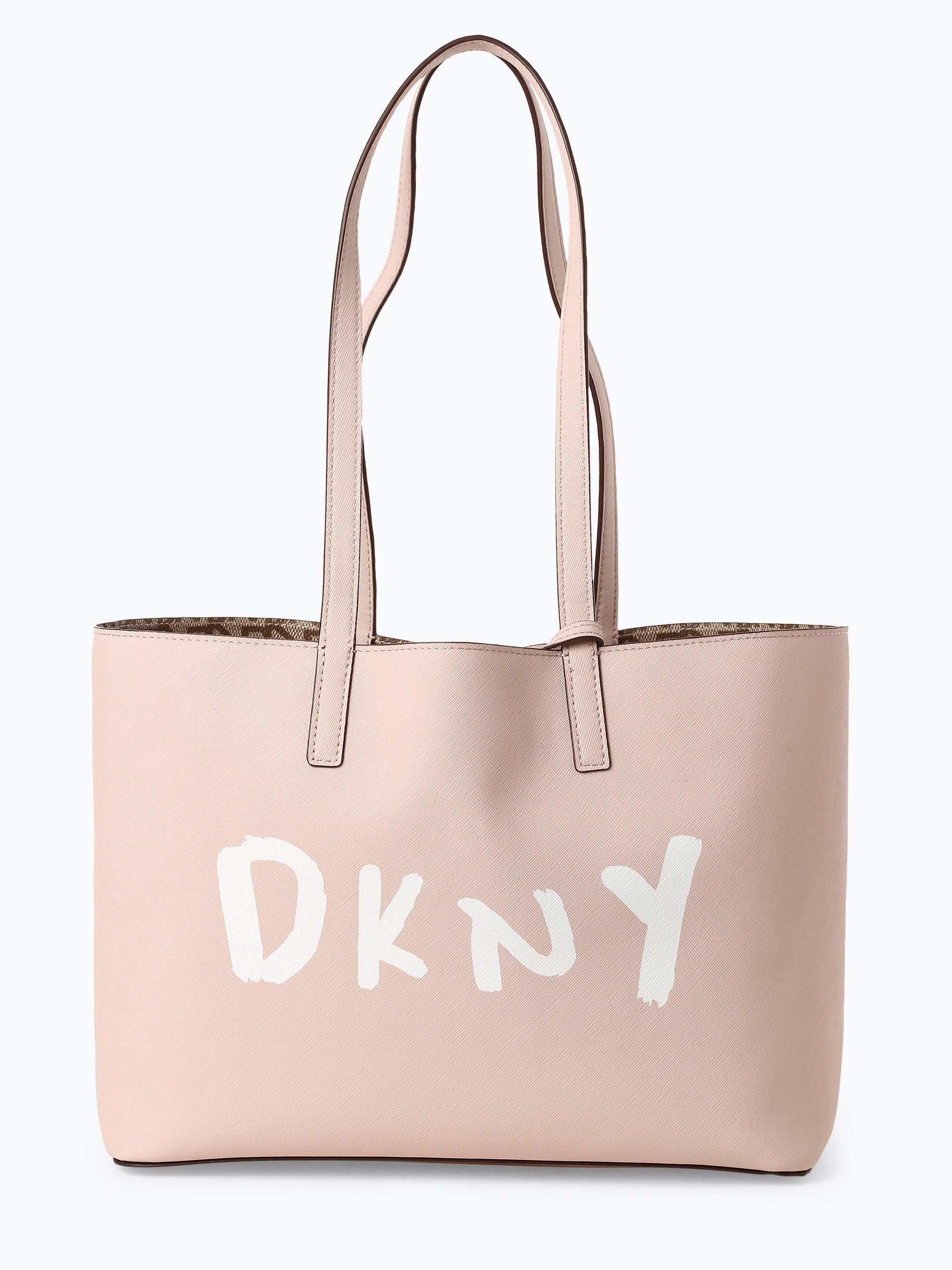 DKNY Damen Wende-Shopper - Pebbl