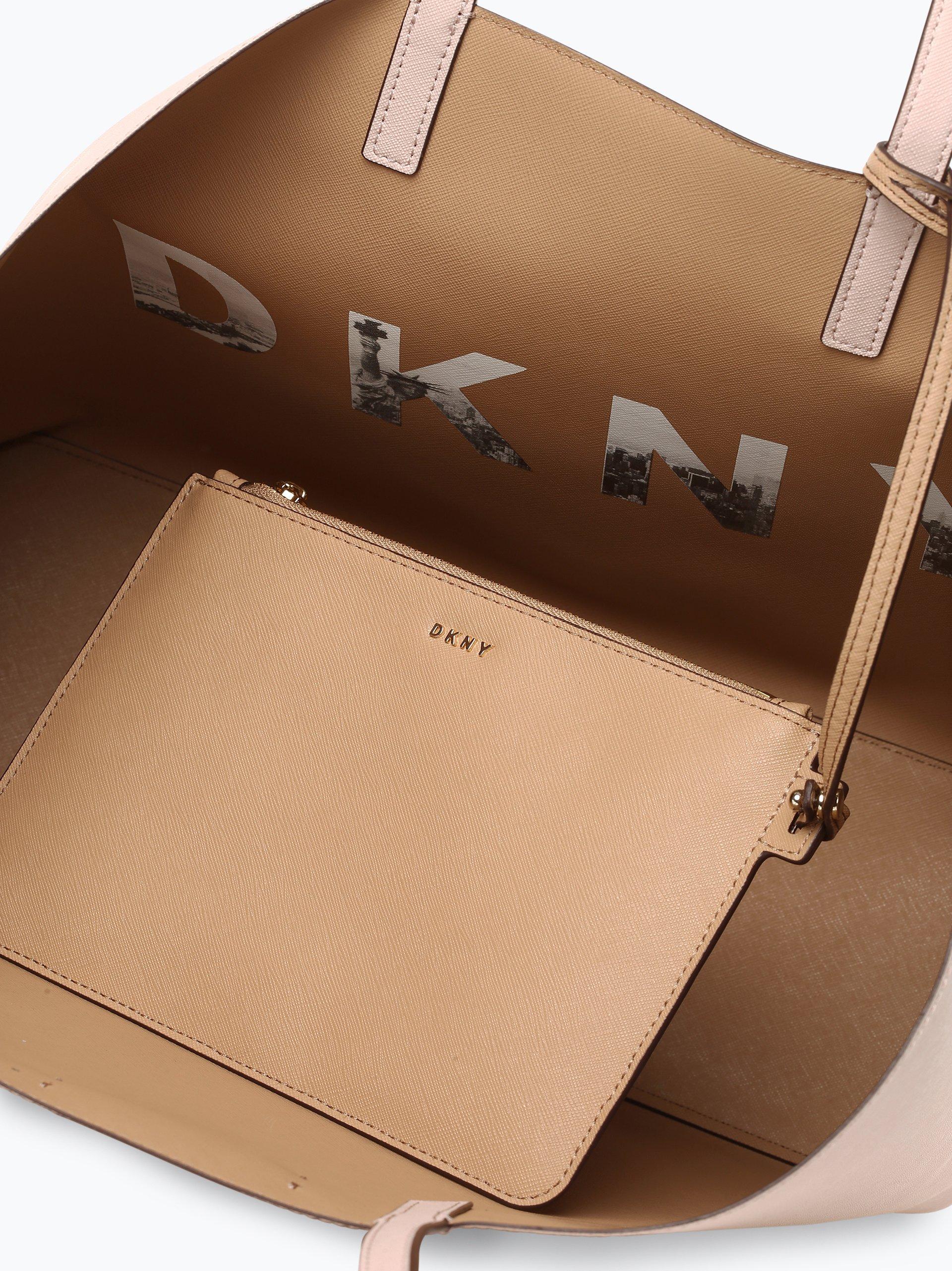 DKNY Damska dwustronna torba shopper