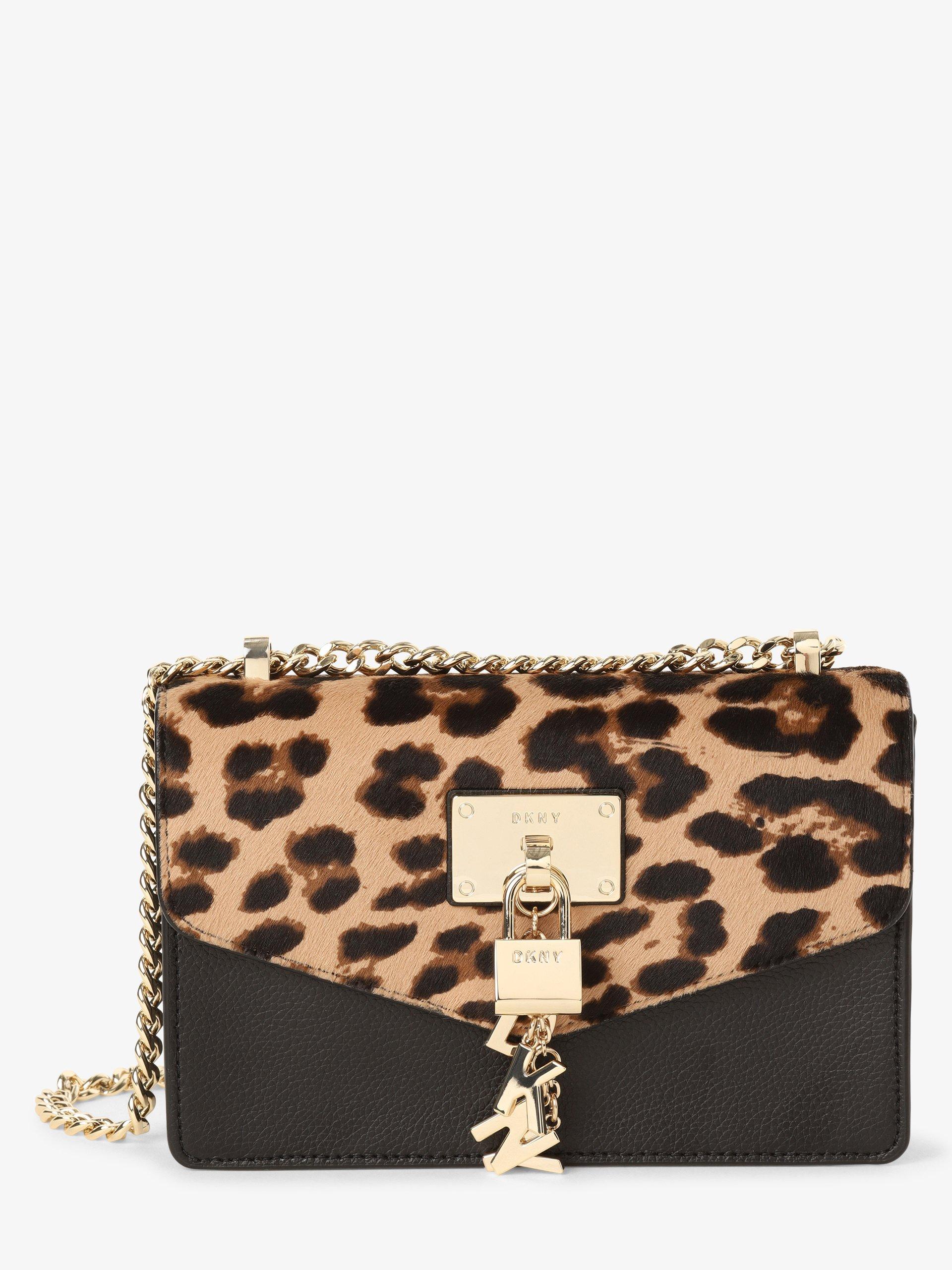 DKNY Damska torba na ramię ze skóry – Elissa