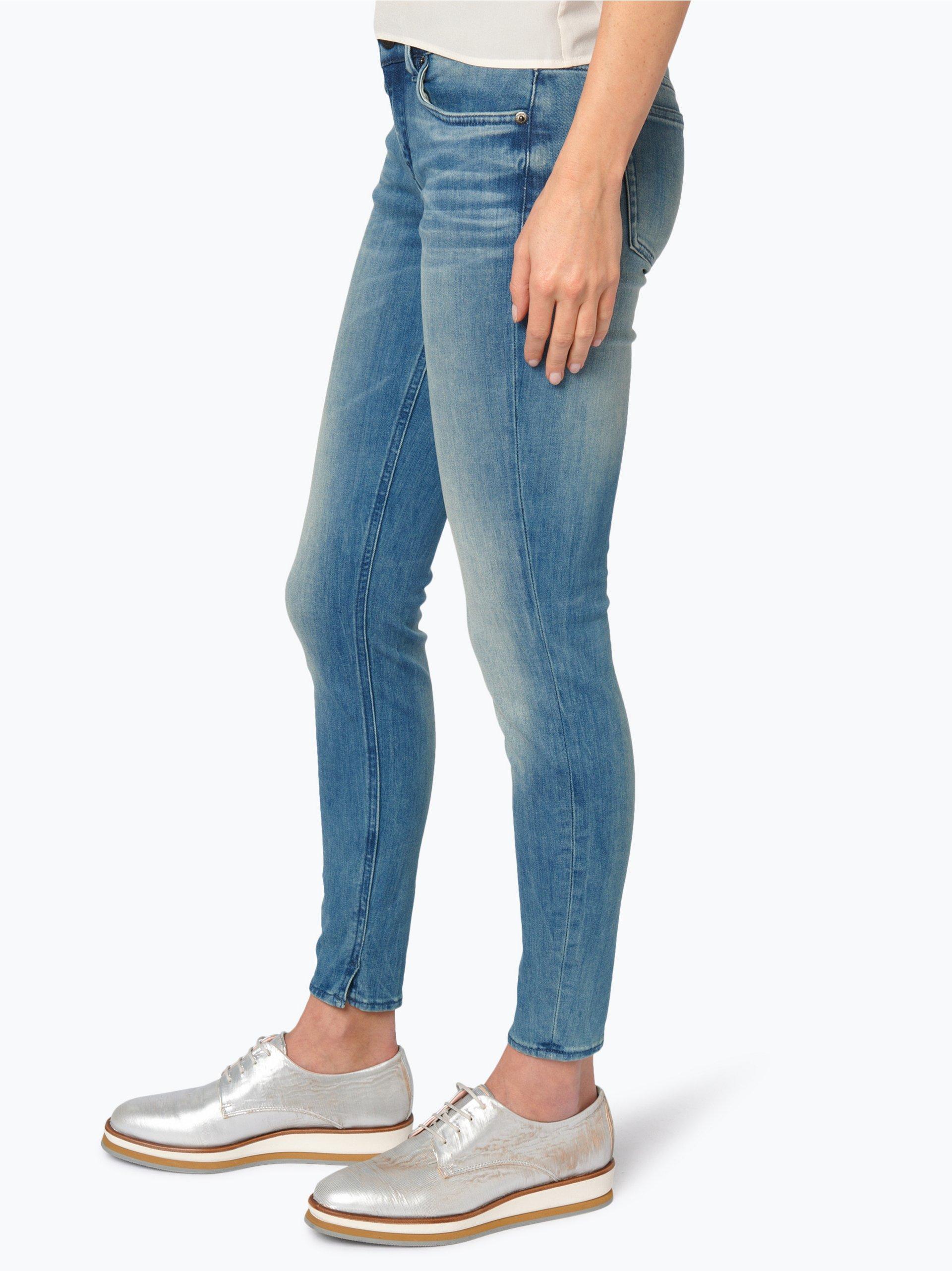 drykorn damen jeans movie blau uni online kaufen vangraaf com. Black Bedroom Furniture Sets. Home Design Ideas
